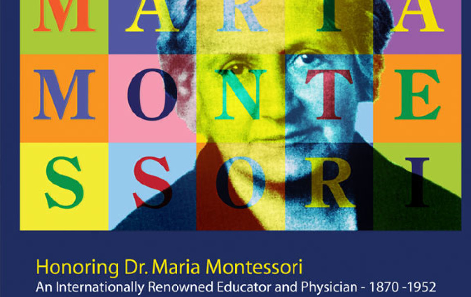 Maria Montessori, Italian Heritage Culture Month New York,  © RoverePublishing.com